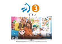La chaîne jeunesse bascophone ETB 3 arrive sur FRANSAT