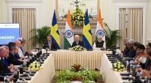 Nytt avtal stärker energisamarbetet mellan Sverige och Indien
