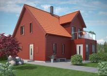 Ny villa där design möter energismarta lösningar