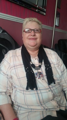 ​Gateshead stroke survivor finds her voice