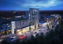 £60M planning application submitted for heart of Cowley