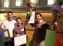Årets vinnare av Skåne Solar Award och Skånes vindkraftspris utsedda