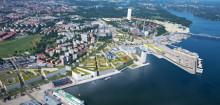 Det komplicerade regelverket sätter stopp för höghus i Södra Värtahamnen.