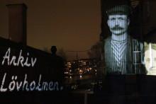 Arkiv Lövholmen: Färgfabriken öppnar utställning om  platsens historier och framtider