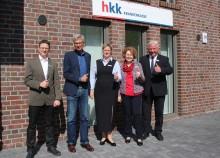 Neue hkk Geschäftsstelle in Leer