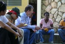 SOS-Barnbyars familjestärkande program hårt drabbade av jordbävningen