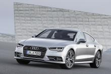 Ny stilren Audi A7 Sportback
