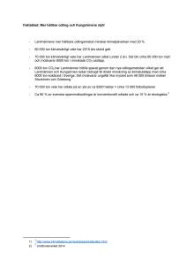 Faktablad: Mer hållbar odling och Kungsörnens mjöl