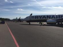 Historiskt rekord för flygplatsen