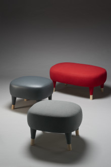 New Gärsnäs furniture at Stockholm Furniture Fair 3-7 February 2015
