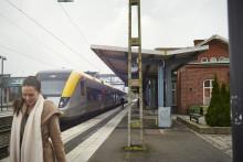 Nya möjligheter för tågpendling till Norge