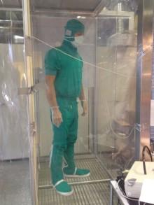 Forskningsrapport: Nytt system för operationskläder ökar patientsäkerheten