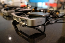 Epson and SO Sofitel Singapore collaborate to pilot Moverio BT-300 smart glasses to enhance guest experience through augmented reality, the first in Southeast Asia