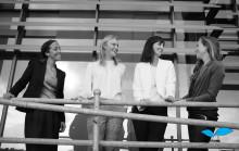 Female Leader Engineer utser årets kvinnliga teknolog för andra året i rad