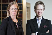 Advokatfirma ställer ut på Entreprenad Live