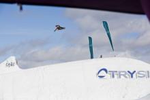 NM i snowboard til Trysil 17.-20. mars