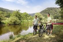 Auf und davon: Mit dem Rad entlang der Thüringer Flüsse