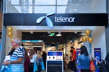 Telenor har öppnat butik i Haninge Centrum