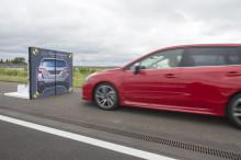 Subaru Levorg med EyeSight lanseras i Sverige