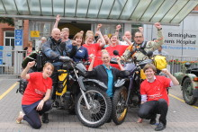 Fundraisers set off for epic 10,000 mile journey