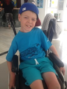 Northumberland youngster fights illness to take on the Junior Great North Run