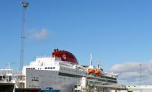 Gotlands hamnar miljösatsar med Titan mastbelysning i Visby hamn