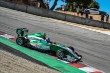 Road to Indy-föraren Rasmus Lindh kör finalen i Porsche Carrera Cup Scandinavia