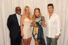 Britney Spears ansluter sig till X Factor-juryn med Simon Cowell och L.A. Reid