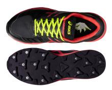 Spring halkfritt i vinter med dobbade skor från ASICS
