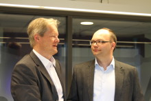Sporveien har inngått kontrakt med AF Gruppen (AFG) som entrepenør for utførelse av U1 - Underbygging for Østensjøbanen