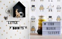 Midbec lanserar ny tapetkollektion - Little Bandits