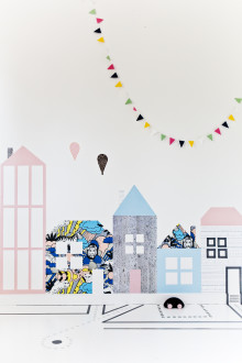 Playful tips for the children's room