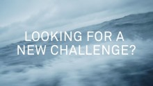 The Swedish Sea Rescue Society is recruiting with advertisement