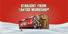 Merry Fudgemas - julens proteinbar från Barebells är här!