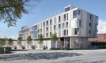 Byggstart för Skandionkliniken i Uppsala