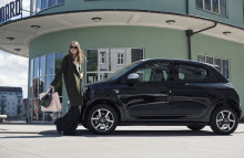 Renault Twingo til Copenhagen Fashion Week