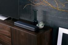 Perfekt für jedes Wohnzimmer: zwei neue kompakte Soundbars von Sony