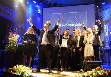 Skövdebostäder har Sveriges nöjdaste hyresgäster