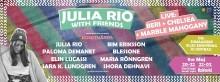 Vernissage Julia Rio with friends