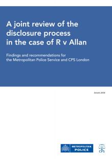 Review of R v Allan