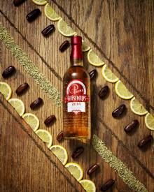 PRIMA Julsnaps 2014 inspireras av ursprungsrecept från 1994  – Årets julsnaps har fyllig smak från cognac, dadlar och citrus