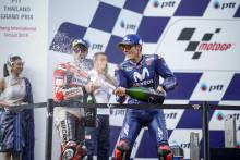 ロードレース世界選手権 MotoGP(モトGP) Rd.15 10月7日 タイ
