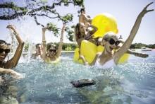 Monster SuperStar BackFloat bjuder på härliga vibes och feststämning i sommar