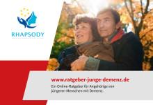 Neuer Online Ratgeber auf den Internetseiten der Deutschen Alzheimer Gesellschaft informiert zu Demenz bei jüngeren Menschen