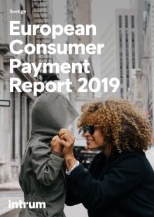 European Consumer Payment Report 2019: Sverige