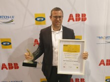 Discovery's Vitality Drive Sensor wins at the MTN Business Internet of Things (IoT) Awards.