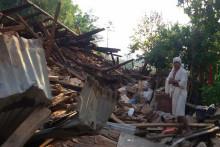 AMONDO baut ein Haus in Nepal