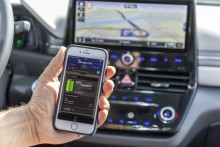 Hyundai kopplar upp nya modeller med Bluelink®  Connected Car Services