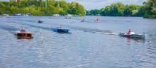 4. Wildauer Solarboot-Regatta mit internationaler Beteiligung am 8. September 2018 auf der Dahme bei Wildau