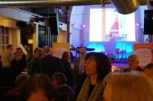 Demokratiskt företagande lockade stor publik till gala